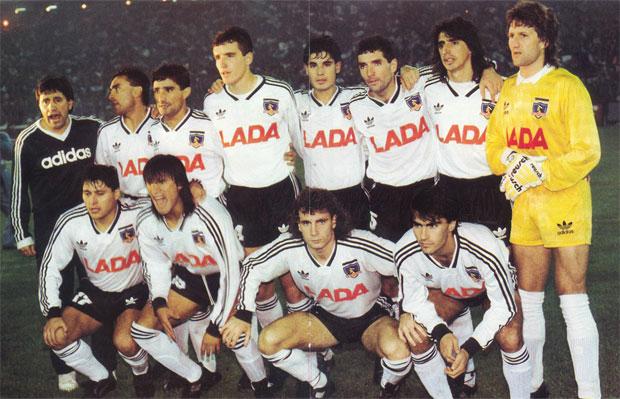 Esquadrão Imortal – Colo-Colo 1989-1993