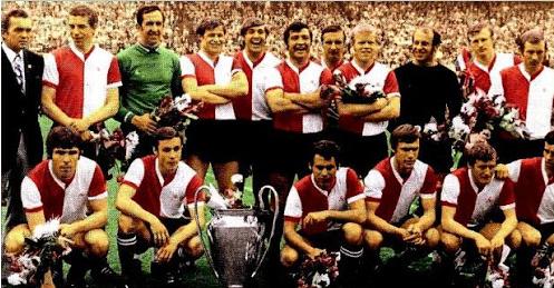 Esquadrão Imortal – Feyenoord 1968-1974
