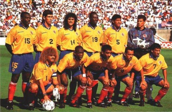 Em 1994, o time era ótimo, mas subiu no salto e se esqueceu de jogar futebol.