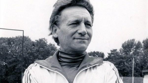 O técnico Raymond Goethals: multicampeão com o Anderlecht entre 1976 e 1978.