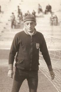 O técnico Manlio Scopigno.