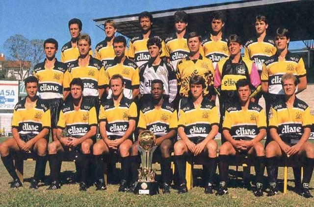 Esquadrão Imortal – Criciúma 1991-1992