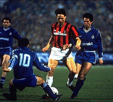 Jogos Eternos – Milan 5×0 Real Madrid 1989