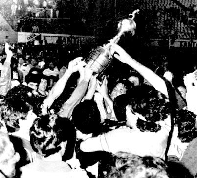 argentinos campeon libertadores 1985