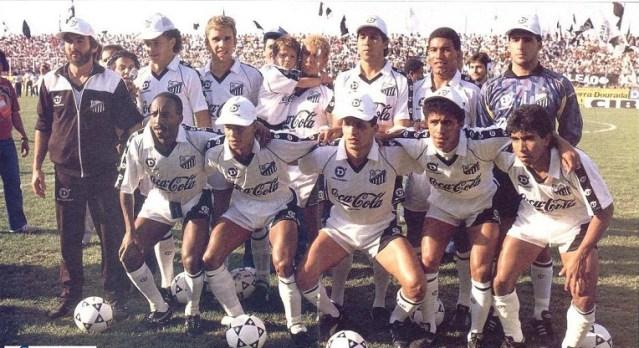 Esquadrão Imortal – Bragantino 1990-1991