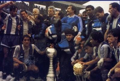 fc Porto campeao do mundo  intercontinental1987