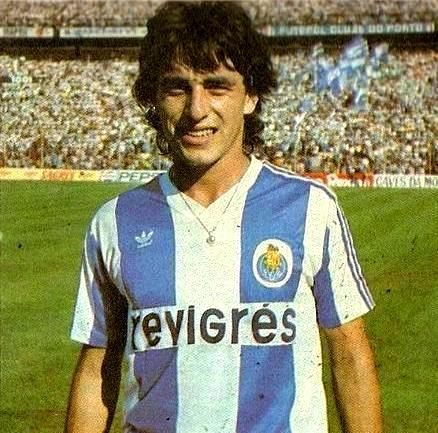 Futre: jovem virou um jogador de primeira linha jogando pelo Porto.