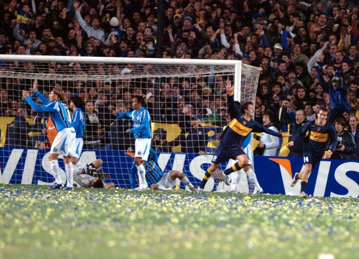Boca Grêmio - 07 -