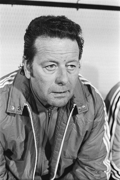 Guy This, técnico da Seleção Belga por mais de dez anos.