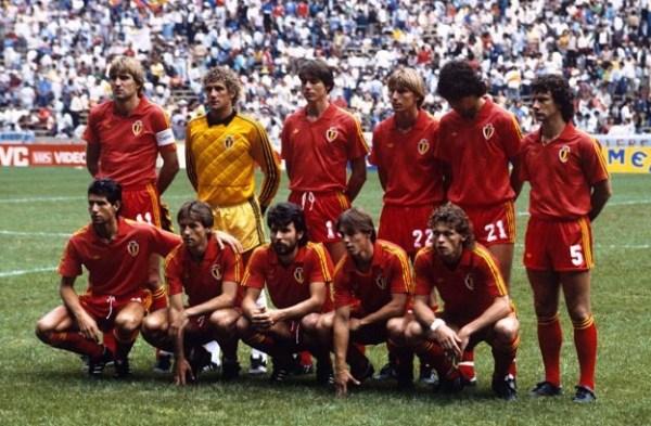 belgica 1986