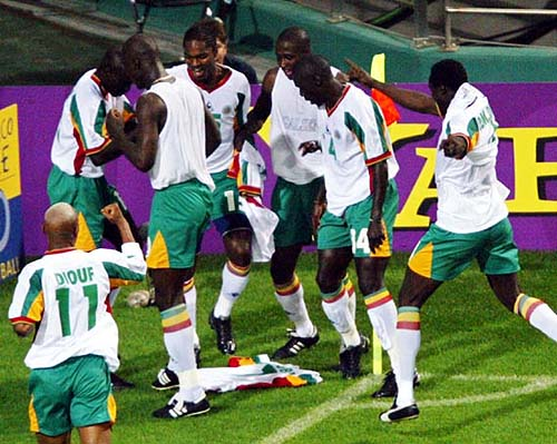 SENEGAL JUBILATION