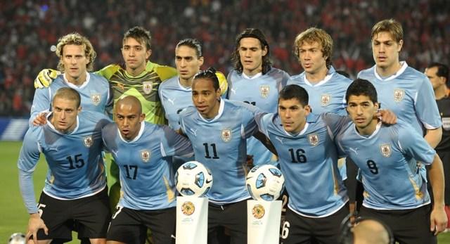 Seleções Imortais – Uruguai 2010-2014