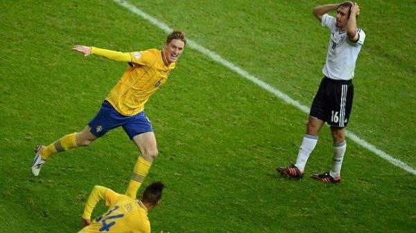 ... 4 a 4 ao apito final: empate contra a Suécia foi um divisor de águas no time alemão.