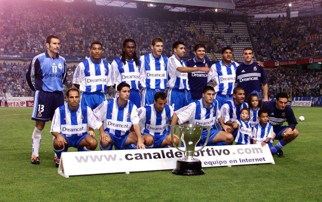 Esquadrão Imortal – Deportivo La Coruña 1999-2004