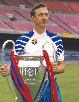 Técnico Imortal – Johan Cruyff