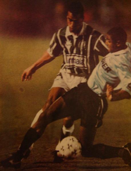 Gremio X Palmeiras 95-3