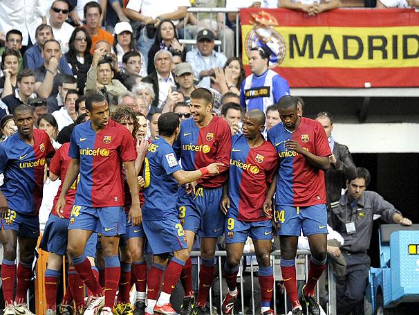 Jogos Eternos – Real Madrid 2×6 Barcelona 2009