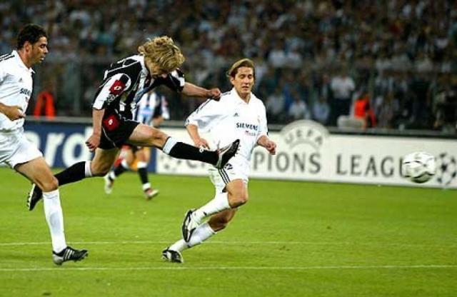 Jogos Eternos – Juventus 3×1 Real Madrid 2003