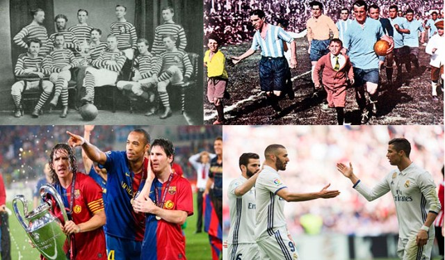 Camisas de futebol – primórdios e evolução