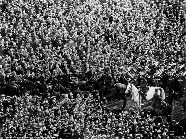 Jogos Eternos – Bolton Wanderers 2×0 West Ham United 1923