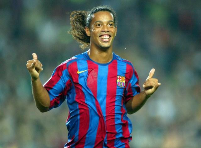Craque Imortal – Ronaldinho