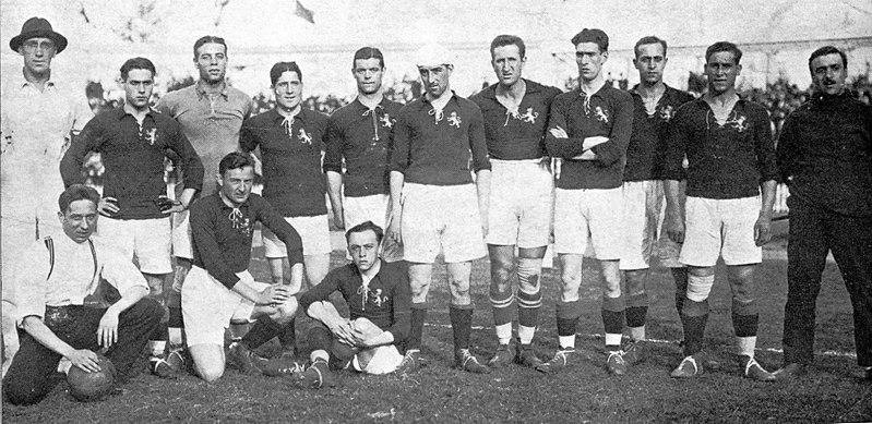 História da Camisa da Espanha - Imortais do Futebol 1b6474ced6109