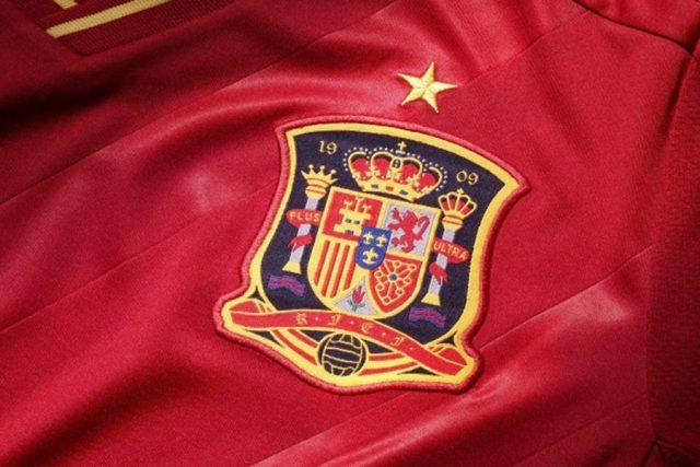 História da Camisa da Espanha