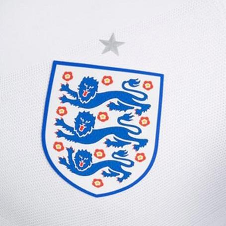 História da Camisa da Inglaterra
