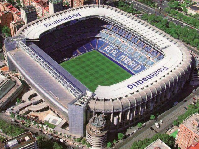 Santiago Bernabéu – Santuário do Futebol