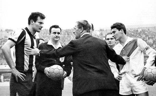 Jogos Eternos – Peñarol 4×2 River Plate 1966