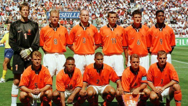 Seleções Imortais – Holanda 1998-2000