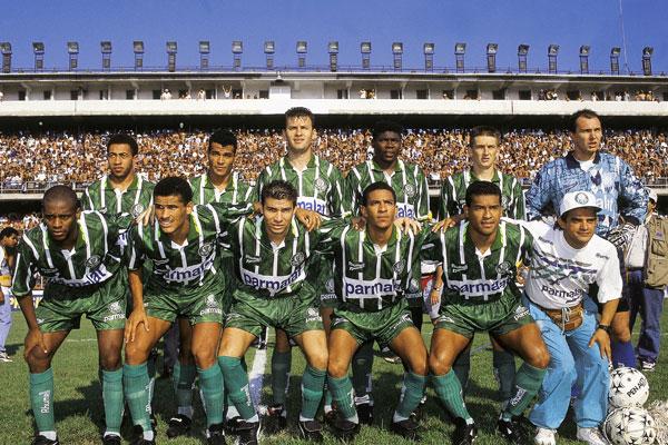 Esquadrão Imortal – Palmeiras 1996