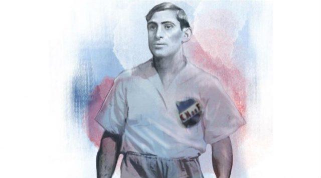 Abdón Porte, o jogador que tirou a própria vida dentro de campo por amor ao Nacional
