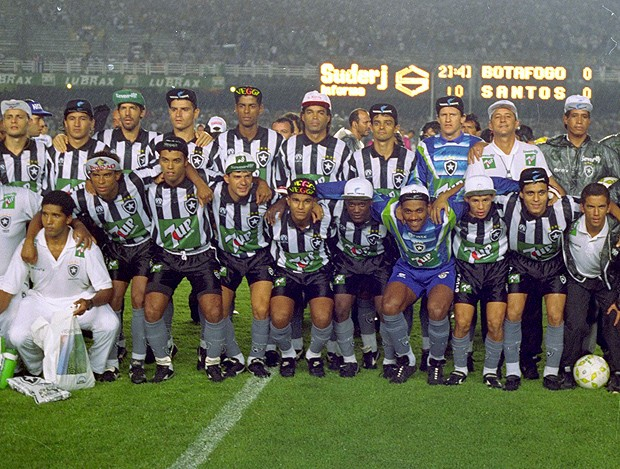Esquadrão Imortal – Botafogo 1995-1998