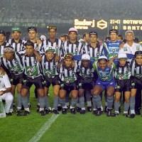 Esquadrão Imortal - Botafogo 1995-1998