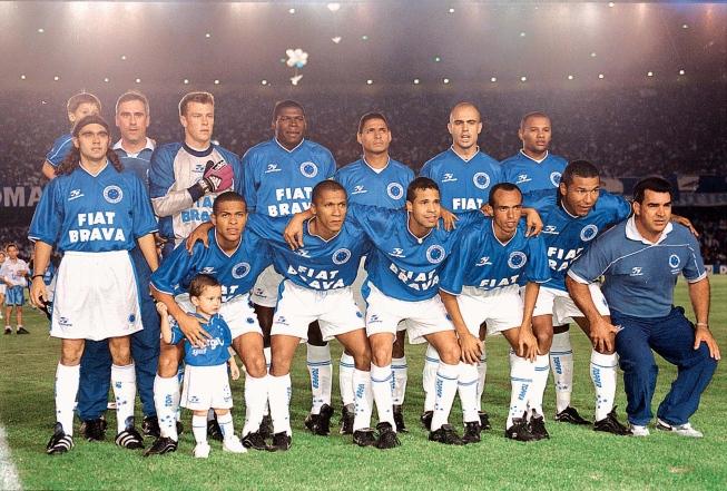 Esquadrão Imortal - Cruzeiro 1996-2000 - Imortais do Futebol 32ccf42937a7d