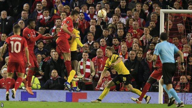 Jogos Eternos – Liverpool 4×3 Borussia Dortmund 2016