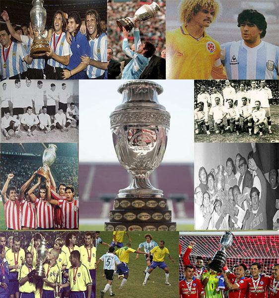 Copa América – História, Recordes e Campeões