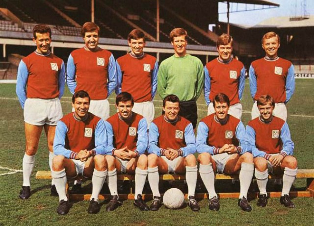 Esquadrão Imortal – West Ham United 1963-1966