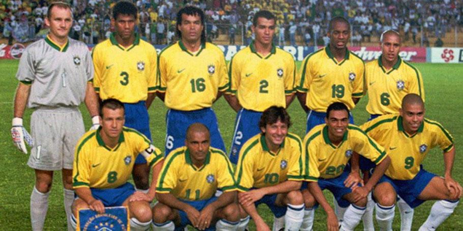 a52cef40d2 Seleções Imortais - Brasil 1997-1999 - Imortais do Futebol