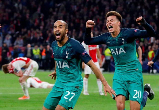 Jogos Eternos – Ajax 2×3 Tottenham 2019
