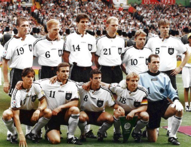 Seleções Imortais – Alemanha 1996