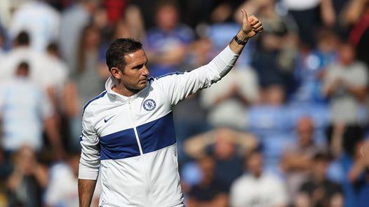Lampard busca o sucesso, agora a partir do banco