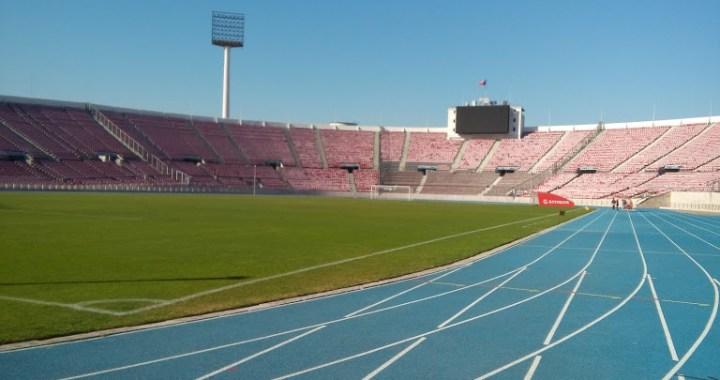 Estádio Nacional – El Coloso de Ñuñoa