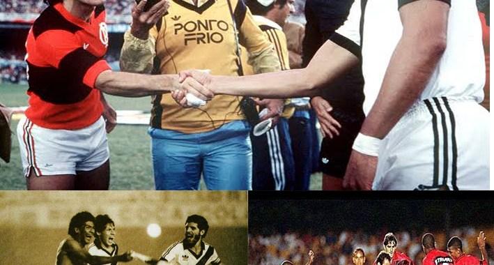 Flamengo x Vasco – Clássico dos Milhões