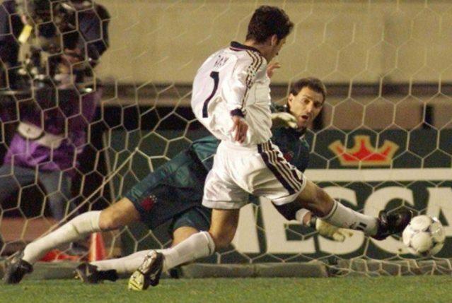 Jogos Eternos – Real Madrid 2×1 Vasco 1998