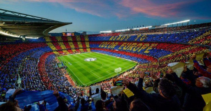 Camp Nou – Templo do Futebol Arte