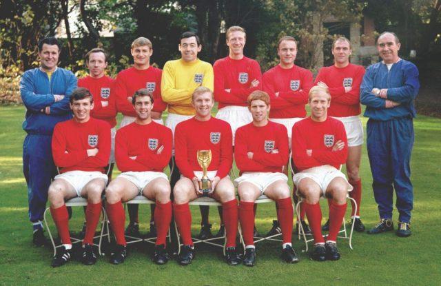 Seleções Imortais – Inglaterra 1966