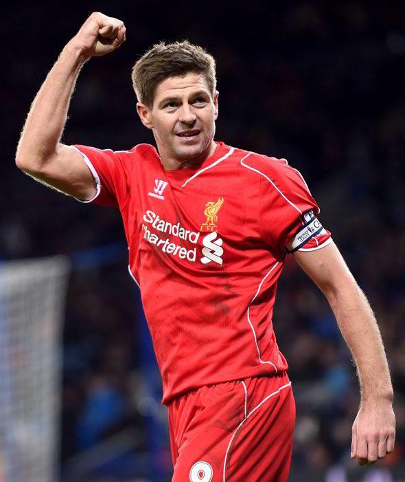 Craque Imortal – Gerrard