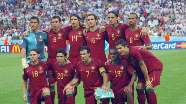 Seleções Imortais – Portugal 2004-2006